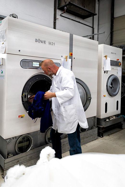 Textielreinigingsbedrijf Van Hal Stomerij